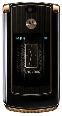 Motorola RAZR 2 V8 Luxury Edition pic 1