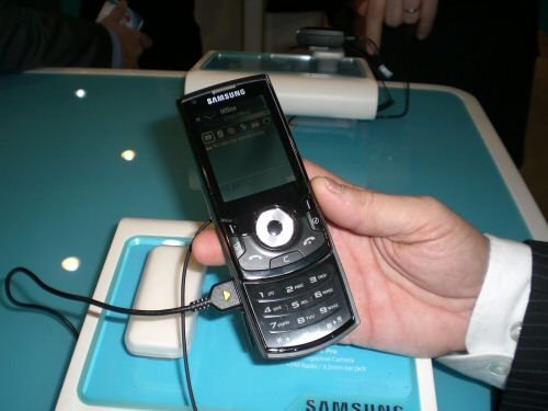 Samsung i560 key pad
