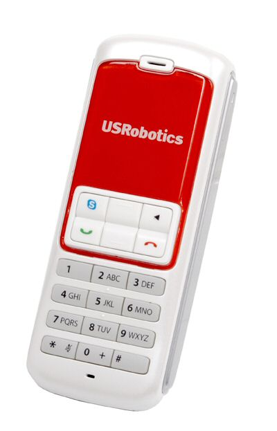 US Robotics USR819602 Voip phone front