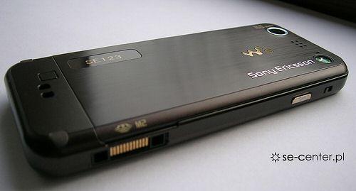 Sony Ericsson W890i pic 2