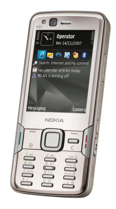 Nokia N82 official pic 3