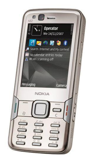 Nokia N82 pic 3