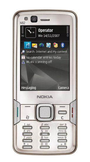 Nokia N82 pic 6