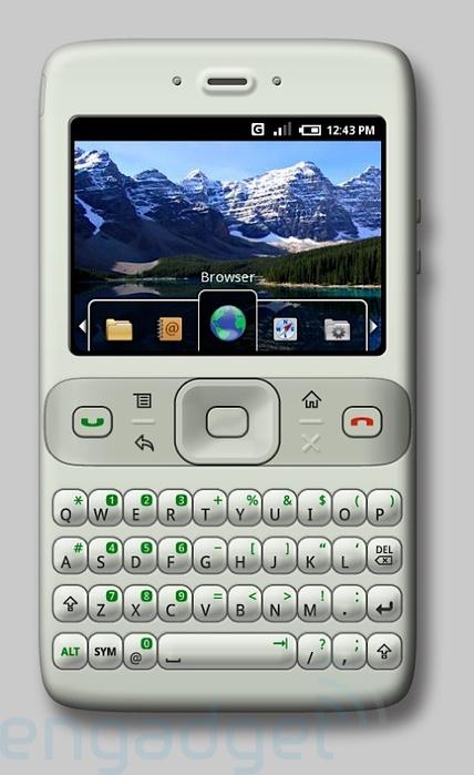Google Android screenshot pic 2