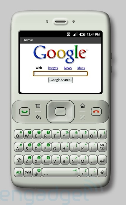 Google Android screenshot pic 1