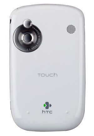 HTC Touch in White pic 2