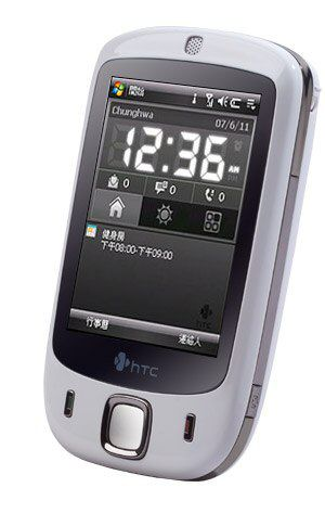 HTC Touch in White pic 3