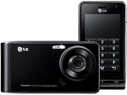 LG KU990 Viewty