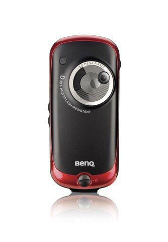 BenQ M7 back pic