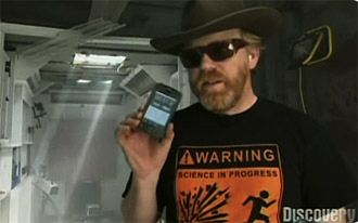 Apple iPhone MythBusters