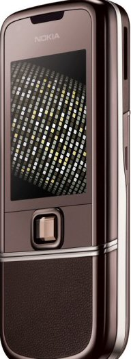 Nokia 8800 Sapphire Arte Virginia pic 1