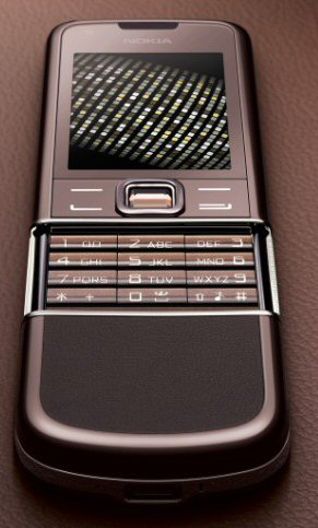Nokia 8800 Sapphire Arte Virginia pic 3