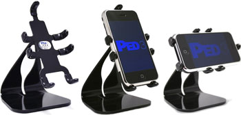 PED3 Apple iPhone stand