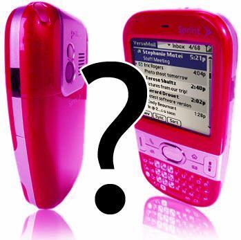 pink Palm Centro phones