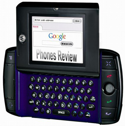 Motorola Sidekick slide