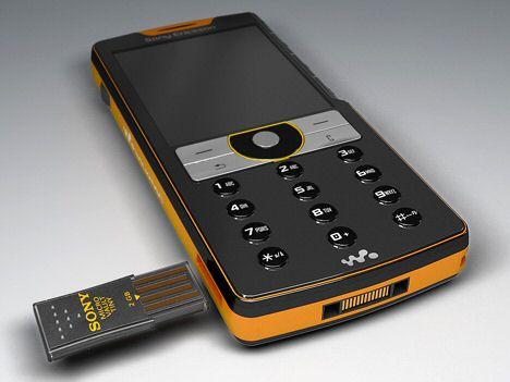Sony Ericsson concept phone