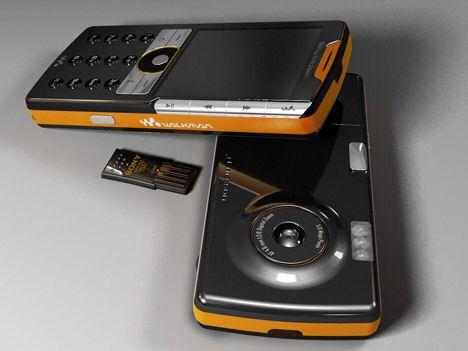 Sony Ericsson concept phone pic 2