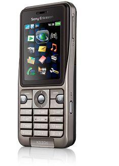Sony Ericsson K530c pic 1