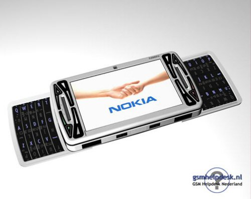 Nokia N96 gets spotted 1