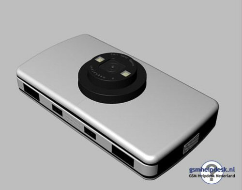 Nokia N96 gets spotted 2