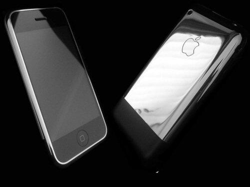 Apple iPhone platinum