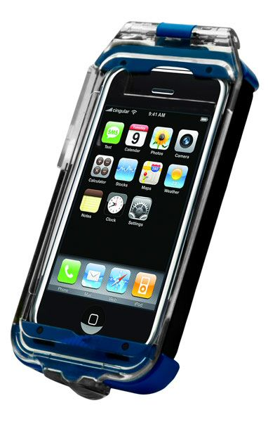 H2O Audio iFR rugged outdoor case for your Apple iPhone