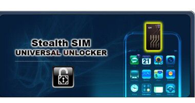 Stealth SIM Universal Unlocker for the iPhone