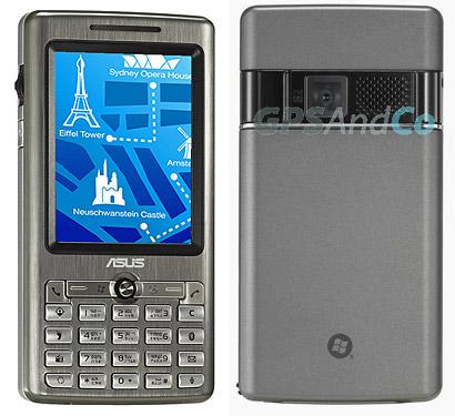 P527 smartphone