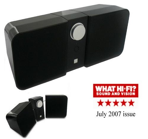 Speakers via Bluetooth