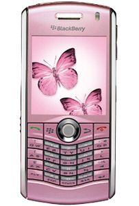 BlackBerry Pearl 8110 Pink