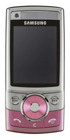 Samsung G600 pink pic 1