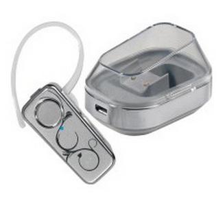 Motorola H680 Frost Bluetooth Headset Silver at Carphone ...