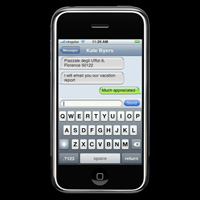 iphone SMS bugs