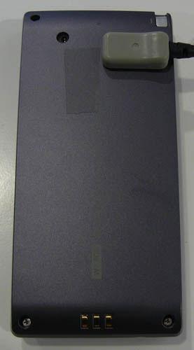 iRiver GSM phone pic 3
