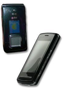 LG Vu, AX565
