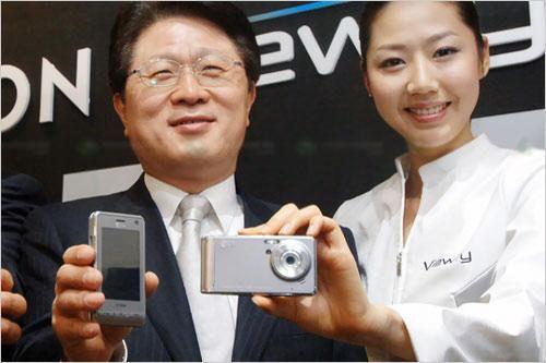 LG Viewty silver pic 1