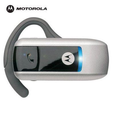 Motorola RAZR Bluetooth headset
