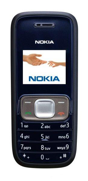 Nokia 1209 pic 1