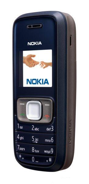 Nokia 1209 pic 2