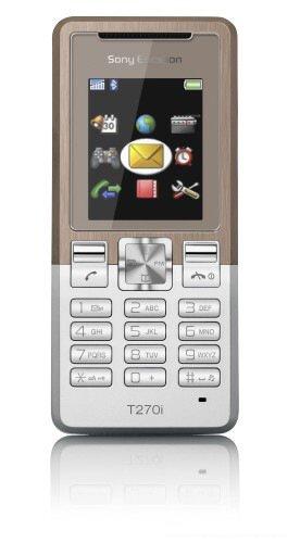 Sony Ericsson T270 pic 1