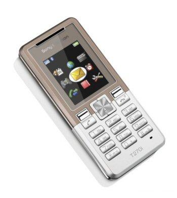 Sony Ericsson T270 pic 2
