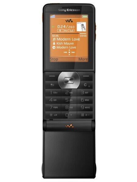 Sony Ericsson W350 image open