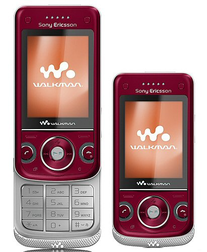 Sony Ericsson W760 main pic