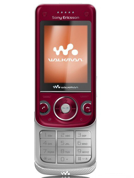 Sony Ericsson W760 pic 1