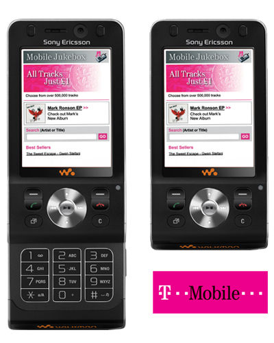 Sony Ericsson W910i
