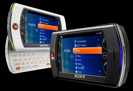 Sony Mylo 2 pic 2