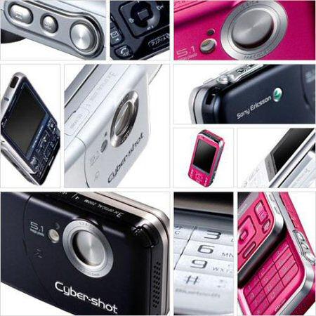 Sony Ericsson W61S