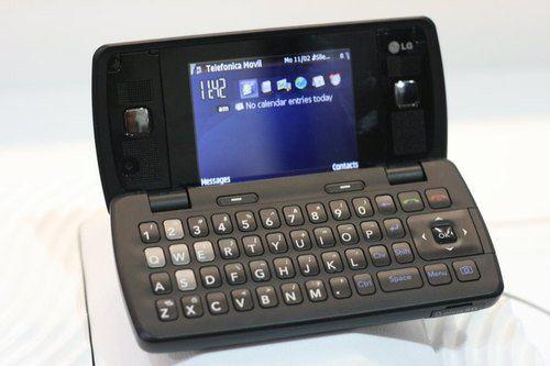 LG KT610 pic 3