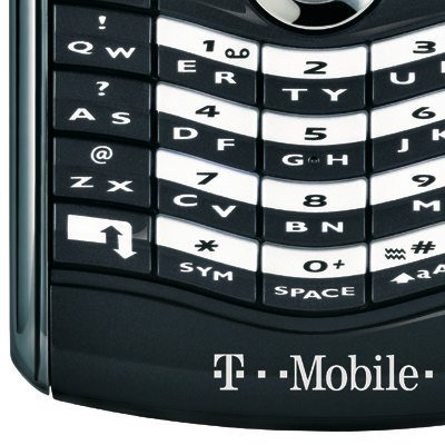 BlackBerry Pearl 8110 smartphone with T-Mobile
