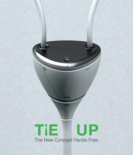 Tie Up concept
